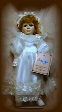 The Vanessa Doll Collection Porcelain Bride Doll, Special Edition!  Series #1996