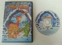 DVD - The Land Before Time 8 The Big Freeze DVD 2002 PAL region 2 Cert U Euro