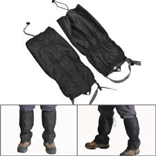 Snowproof Waterproof Climbing Hiking Snow Ski Gaiters Leg Cover Boot Legging 16""