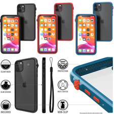 Catalyst Impact Protection Hard Case Cover For Apple iPhone 11 Pro Max + Screen