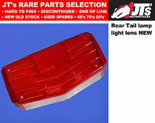 REAR TAIL LIGHT BACK BRAKE LAMP LENS SUZUKI GSX250 ET EX GSX400 ET EX GS650 GTX
