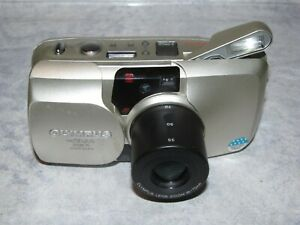 Olympus Infinity Stylus Zoom 70 35mm Epic Film Camera - Tested/Works *Read