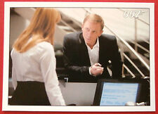 "JAMES BOND - Quantum of Solace - Card #042 ""Tell Them I'm Heading To Cairo"""