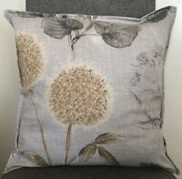 """Wild Hedgerow Natural Floral Cushion-Cover 16"""" 14""""Matches Next Bedding Curtains"""