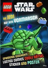 LEGO Star Wars - Die Jedi auf dem Vormarsch (mit Sticker und Poster)