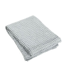 Blomus Caro Cotton Bath Towel Waffle - Microchip/Grey