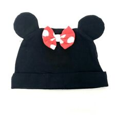Disney Baby Minnie Mouse Hat Ears Girls Infant Size 12 months