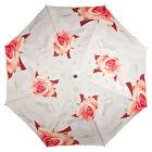 FEINSTEIN Rose Taschenschirm Schirm Blumen Fotografie Kunst art edition