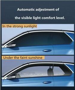 20%-75%VLT Car Window Tint Film 99%UV nano ceramic solar tint Photochromic Film
