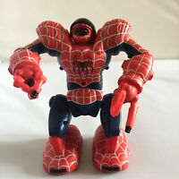 """2007 Marvel Characters Mini Spidersapien WowWee Toys Spiderman 3 The Movie 7"""""""