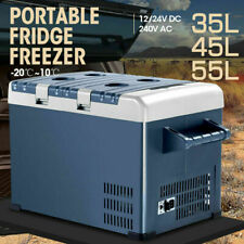 35/45/55L Portable Fridge Freezer Car Freezers Cooler Camping Fridges 12/24/240V