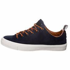 CONVERSE Star Player Premium Suede Ox Sneaker Herren dunkelblau Velours Gr 42,5