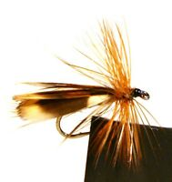 ICE FLIES, Dry Fly. Europe  Size 12 - 20 (4 pack)