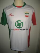Somaliland PLAYER ISSUE #9 football shirt soccer jersey maillot Somalia size L