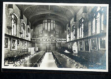 203 OXFORD -The Hall Balliol College (Real Photographic (RP)