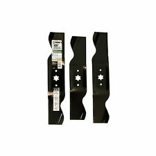 MTD Genuine Parts 46-Inch High-Lift Blade Set for Mowers 1996 a... Free Shipping