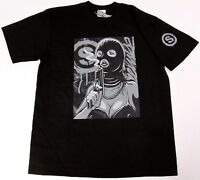 STREETWISE SKI MASK WAY T-shirt Urban Streetwear Tee Adult Men Black NWT