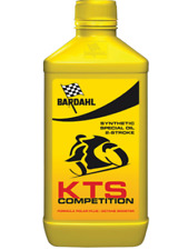 ENGINE OIL FUEL MOTORRAD 2T 2 TIMES BARDAHL KTS COMPETITION SAE 60 POLAR PLUS