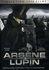 Arsene Lupin [New DVD] Canada - Import, NTSC Format