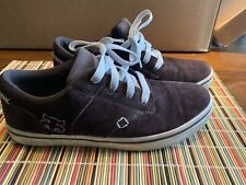 Rare beauty! NOS IPATH Reed low Skate shoe brown suede 21c067624  sz 11 traveler