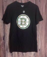Reebok Milan Lucic Boston Bruins Shirt Sz S NHL Black Digital Camo T-Shirt