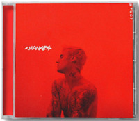Justin Bieber - Changes (CD) NEW!!