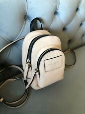 Marc Jacobs $295 Mini Double Pack Leather Crossbody Bag/Backpack