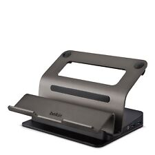BELKIN USB 3.0 Dual Video Docking Station Stand for Ultrabook B2B044-C00