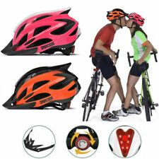 Mountain Bike Bicycle Helmet Cycling Adult Sports Safety Helmet With/ Tail Light