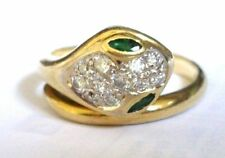 Emerald Unbranded Fine Rings