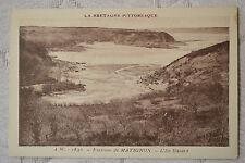 "CPA "" Environs de MATIGNON - L'Ile Havard"