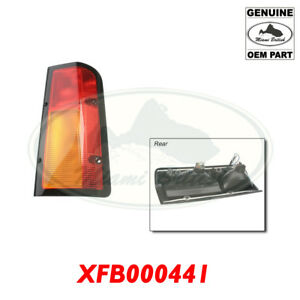 LAND ROVER REAR TAIL LAMP LIGHT RH RIGHT DISCOVERY 2 03-04 XFB000441 OEM