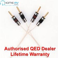 QED Micro Performance Speaker Cable Thin Slim - Per Metre - C-QM/200