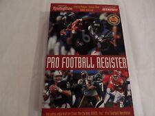 2003 Pro Football Register! NEW! NEVER OPENED!