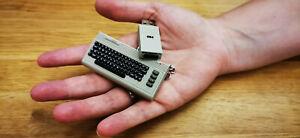NEU! C64 Mini Game Machine mit Floppy 1541 Retro USB Stick inkl. Emulator