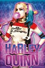 HARLEY QUINN - DADDY'S LITTLE MONSTER - SUICIDE SQUAD MOVIE POSTER 22x34 - 15788