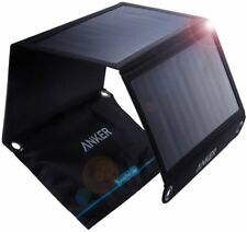 Anker PowerPort Solar 21W 2port USB solar charger for iPhone/Galaxy