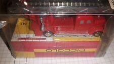 SCHUCO PICCOLO 1:90  MAGIRUS FEUERWEHR /FIRE ENGINE ROT  NEU
