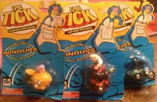 Wacky Action Windups The Tick, Time Bomb Dyna Mole & Sewer Urchin Bandai Sealed