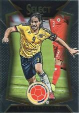 Panini Select Soccer 2015 Base Card #75 Radamel Falcao - Colombia