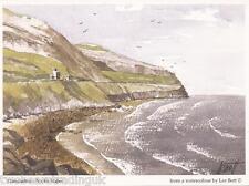 Postcard: Les Bott - Llandudno Coastline, North Wales (Pilkington Family Trust)