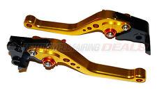 Yamaha R6 2005 2006 2007 2008 Adjustable BILLET Shorty Brake Clutch Lever Parts