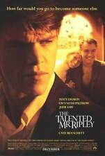 Talented Mr Ripley Orig Movie Poster Dbl Sided 27x40