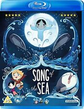 Song of the Sea [Blu-Ray] [2016] [DVD][Region 2]