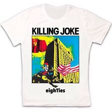 Killing Joke Eighties Punk Rock Retro Vintage Hipster Unisex T Shirt 1815