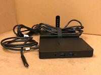 Dell WD15 Docking Station K17A001 K17A Thunderbolt USB-C 4K Dock * 130W PA