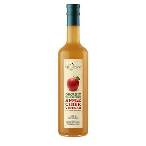 Mr Organic Cold Pressed Apple Cider Vinegar 500ml - Free UK Delivery