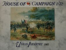a Call to Arms US Union Infantry 1861 - 1 Sprue - 26 Figures - PRO55