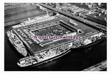 pu0894 - Holland America Line Pier , New York - photograph
