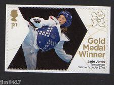 2012 SG 3366 1st Olympic Gold Medals - Taekwondo – Jade Jones